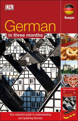 German In 3 Months - Hugo in 3 Months CD Language Course (Mixed media product)