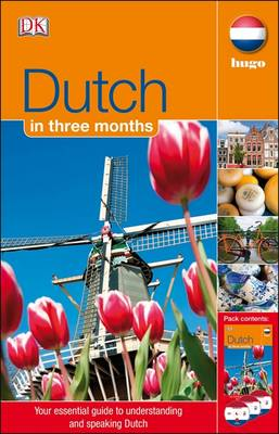 Dutch in 3 Months - Hugo in 3 Months CD Language Course (Mixed media product)
