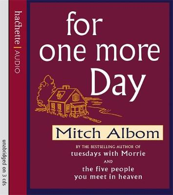 For One More Day (CD-Audio)
