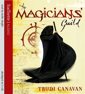 The Magicians' Guild - The Black Magician 1 (CD-Audio)