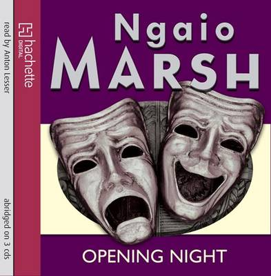 Opening Night (CD-Audio)