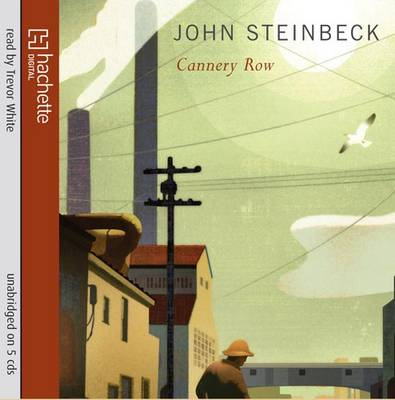 Cannery Row (CD-Audio)