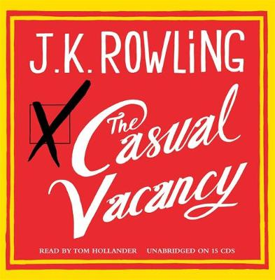 The Casual Vacancy (CD-Audio)