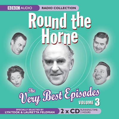 """Round the Horne"": v. 3: The Very Best Episodes (CD-Audio)"
