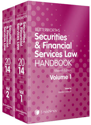 Butterworths Securities and Financial Services Law Handbook (Paperback)