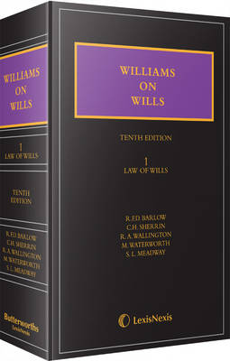 Williams on Wills (Mixed media product)