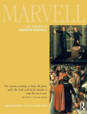 The Poems of Andrew Marvell - Longman Annotated English Poets (Paperback)
