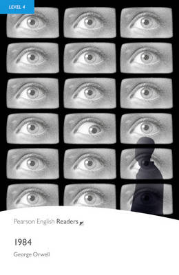 Level 4: 1984 - Pearson English Graded Readers (Paperback)