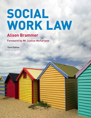Social Work Law (Paperback)