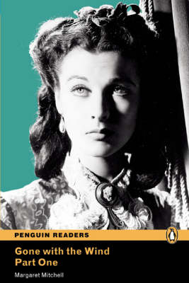 Gone with the Wind book/CD Pack: Pt. 1, Level 4 - Penguin Readers (Graded Readers) (Mixed media product)