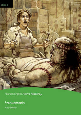 PLAR3: Frankenstein: Level 3 - Penguin Active Reading (Graded Readers) (Mixed media product)
