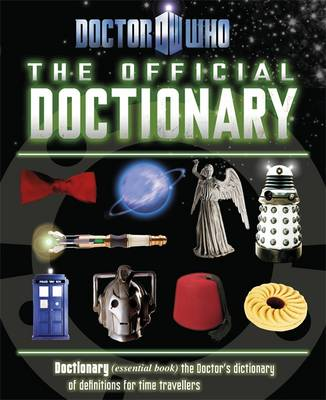 Doctor Who: Doctionary - Doctor Who (Hardback)