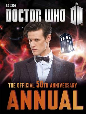 Doctor Who: Official Annual 2014 (Hardback)