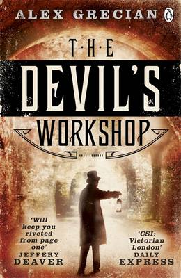 The Devil's Workshop: Book 3: Scotland Yard Murder Squad - Scotland Yard Murder Squad 3 (Paperback)