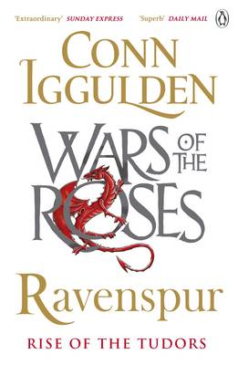 Cover Ravenspur: Rise of the Tudors - The Wars of the Roses