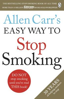 Cover Allen Carr's Easy Way to Stop Smoking