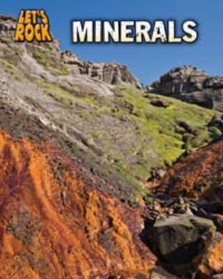 Minerals - InfoSearch: Let's Rock (Hardback)