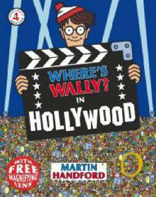 Where's Wally?: In Hollywood - Where's Wally? (Paperback)