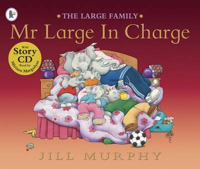 Mr Large in Charge (Paperback)
