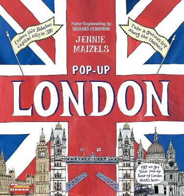 Pop-up London (Hardback)