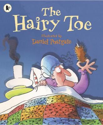 The Hairy Toe: A Traditional American Tale (Paperback)