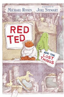 Red Ted and the Lost Things (Paperback)
