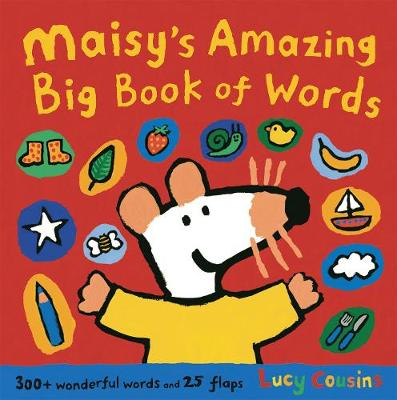 Maisy's Amazing Big Book of Words - Maisy (Paperback)