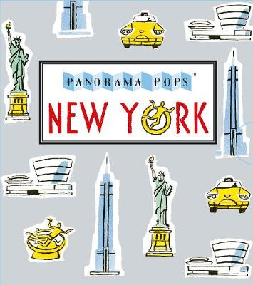 New York: Panorama Pops (Hardback)