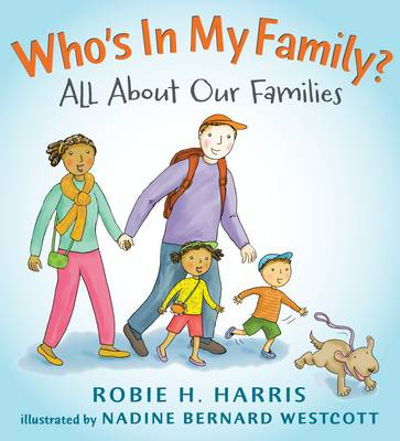 Who's in My Family?: All About Our Families (Hardback)