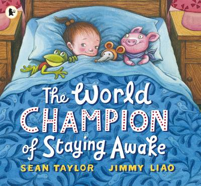 The World Champion of Staying Awake (Paperback)