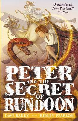 Peter and the Secret of Rundoon - Starcatchers Trilogy (Paperback)