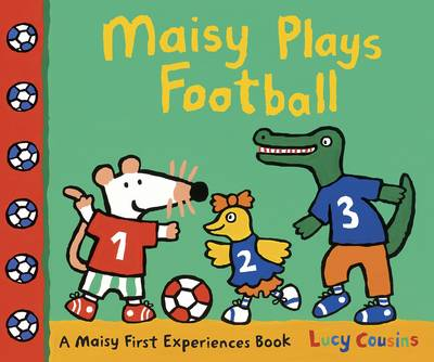 Maisy Plays Football (Hardback)