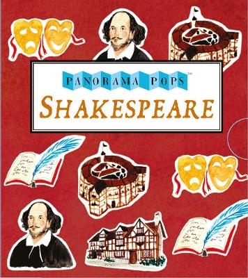 Shakespeare: A Three Dimensional Expanding Pocket Guide (Hardback)