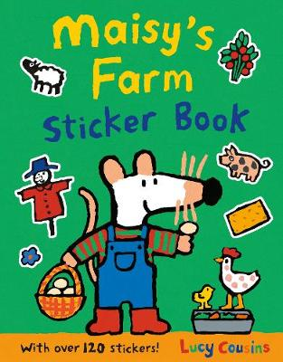 Maisy's Farm Sticker Book - Maisy (Paperback)