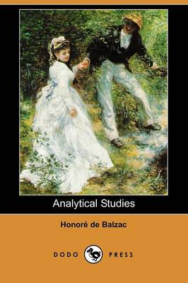Analytical Studies (Paperback)