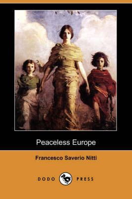 Peaceless Europe (Dodo Press) (Paperback)