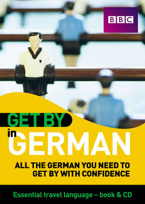 Get by in German Pack - Get by in (Mixed media product)