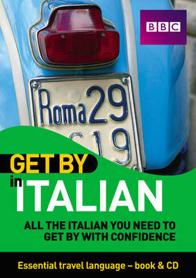Get by in Italian Pack - Get by in (Mixed media product)