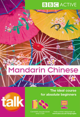 Talk Mandarin Chinese Pack - Talk (Mixed media product)