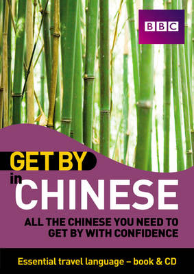 Get by in Chinese Travel Pack - Get by in (Mixed media product)