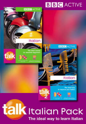 Talk Italian (1and 2) Box Set: (1and 2) Box Set - Talk (Mixed media product)