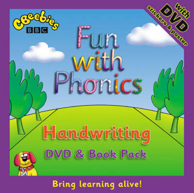 Learn at Home:Fun with Phonics: Handwriting Pack: Handwriting Pack - Watch and Learn (Mixed media product)