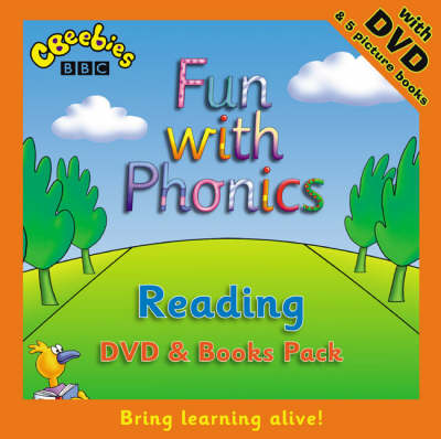 Learn at Home:Fun with Phonics: Reading Pack - Watch and Learn (Mixed media product)