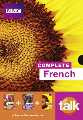 Complete Talk French - Talk (Mixed media product)