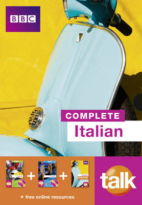 Complete Talk Italian - Talk (Mixed media product)