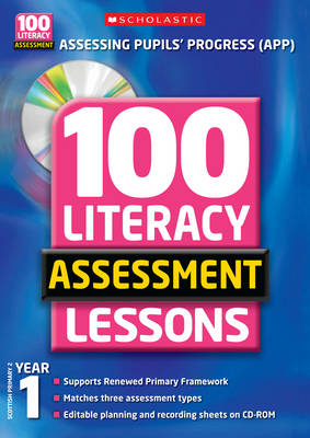 Year 1 - 100 Literacy Assessment Lessons (Mixed media product)