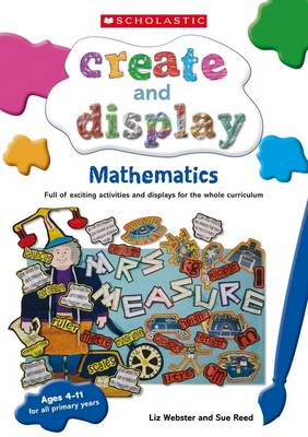 Maths: Mrs Measure - Create and Display (Paperback)