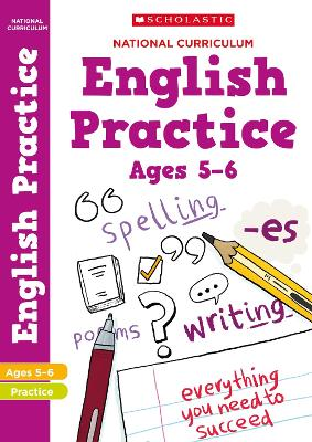 National Curriculum English Practice Book for Year1 - 100 Practice Activities (Paperback)