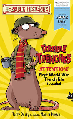 Terrible Trenches - Horrible Histories (Paperback)