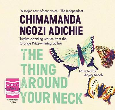 The Thing Around Your Neck (CD-Audio)